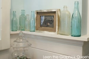 old-aqua-glass-bottles