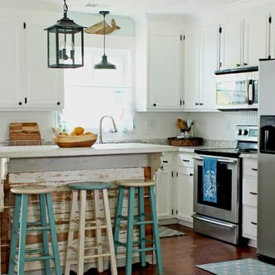 Farmhouse Kitchen Remodel – Coastal Farmhouse Style