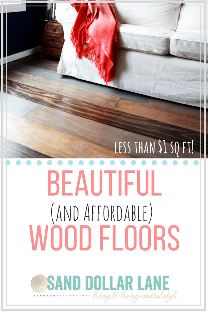 Beautiful Afforable Wood Floors
