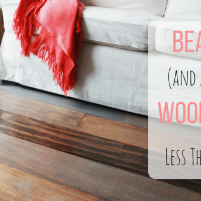 Beautiful Affordable Wood Flooring