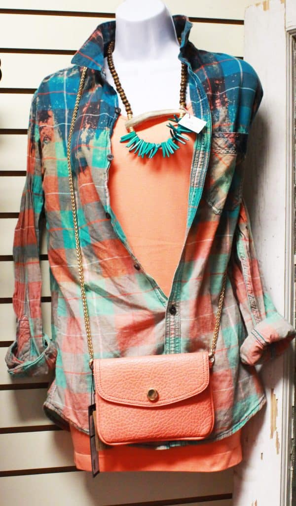 Topsail Island Shopping at Coral Cottage Boutiques