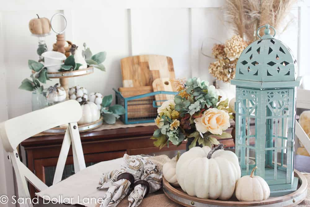 Coastal Farmhouse Fall Home Tour