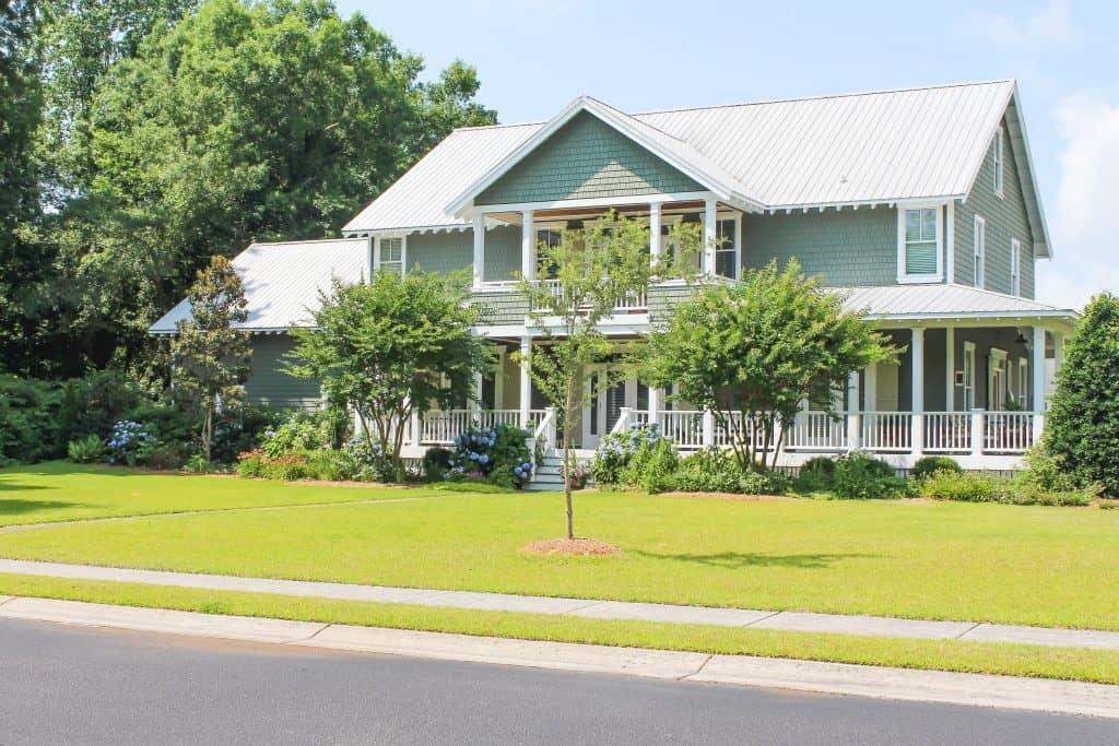 Southern Style Coastal Home