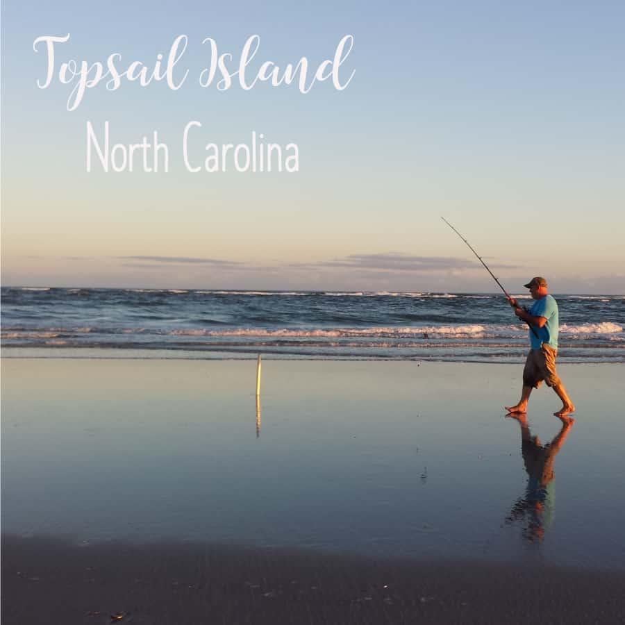 Coastal Exploring- Topsail Island