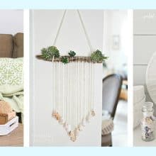 13 Fabulous Summer Coastal DIY Projects