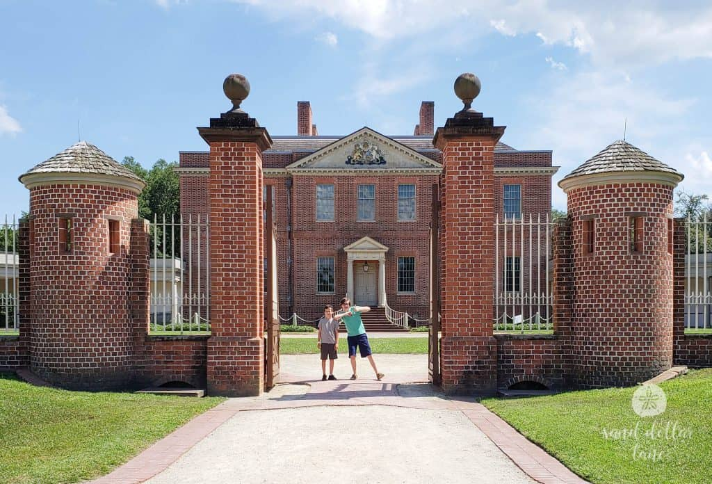 Tryon Palace New Bern NC
