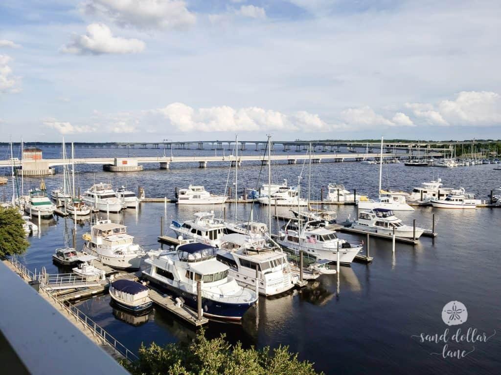 New Bern NC marina