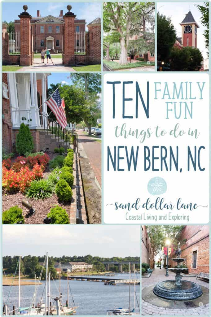 Family Fun in New Bern NC