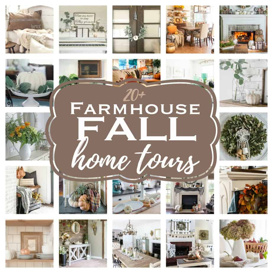 Farmhouse Fall Home Tours