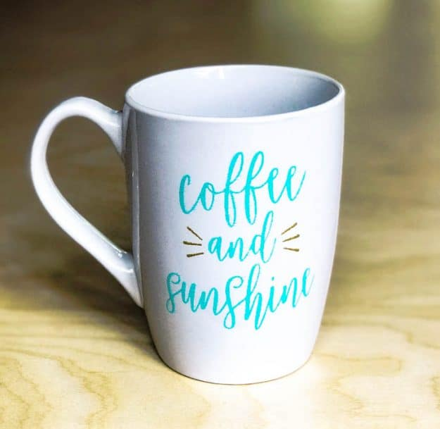 DIY Coffee Mug