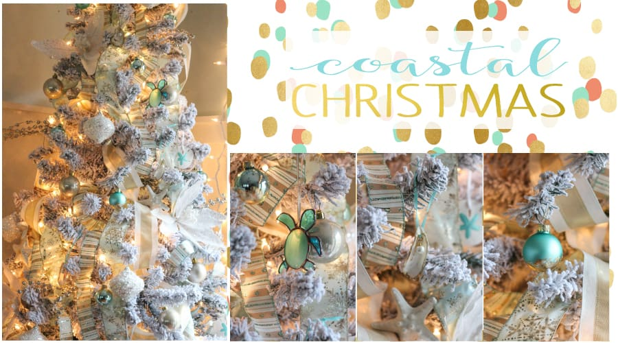 coastal Christmas decorations