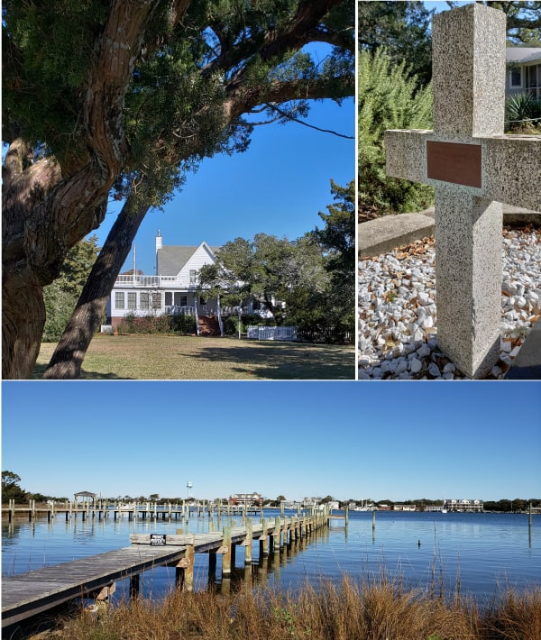 winter vacation in Ocracoke Island #ocracoke #obx #obxvacation #coastalexploring #visitobx