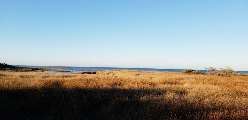 winter vacation in ocracoke nc sound view #ocracoke #visitobx #visitnc #coastalexploring