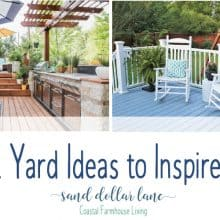 Inspirational Back Porch Ideas