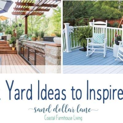 Inspirational Back Porch Ideas