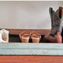 How to build a DIY Boot Tray