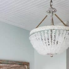 Coastal Chandeliers- A Round Up of My Favorites