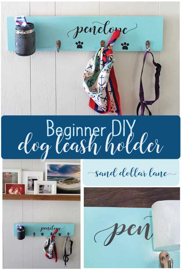 dog leash holder instructions