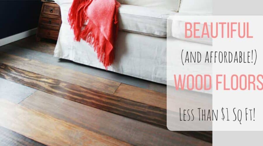 diy wood floors